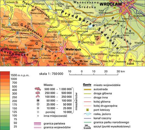 Wydawnictwa Edukacyjne Wiking Portal Edukacyjny Mapy Kartografia