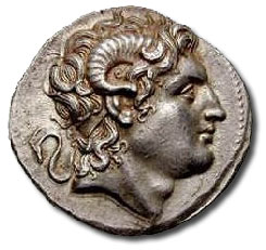 Aleksander Wielki, moneta